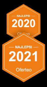 Najlepsi 2020 i 2021